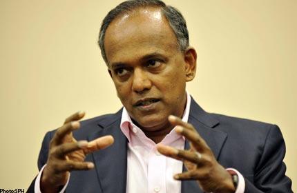 Shanmugam net worth salary